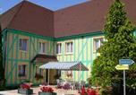 Hôtel Buchères - Hotel Le Pan De Bois-2