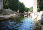 Camping avec Site nature Saint-Privat - Domaine de la Plage-3