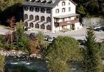 Hôtel Lumbrein - Gasthof Bad Peiden-2