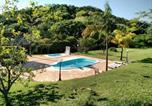 Location vacances Sorocaba - Fazenda Pe da Serra-4