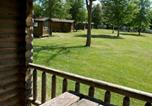 Villages vacances Green Bay - Fremont Jellystone Park Loft Cabin 1-2