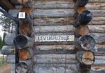 Location vacances Muonio - Levikaira Log Chalets 15-16-3