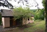 Location vacances La Canourgue - Gîte 6-8 pers au village de vacances de La Canourgue