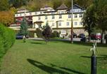 Location vacances Saalfelder Höhe - Pension Bergterrasse-1