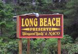 Villages vacances Long Beach - Long beach Camping Resort Yurt 10-3