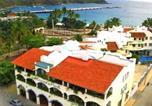 Hôtel Santa María Huatulco - Ocean Park Condominios-2