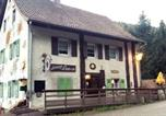 Hôtel Saulxures - Auberge Lilsbach-1