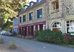 Hôtel Pleurtuit - Jersey Lillie-3