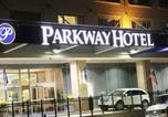 Hôtel Clayton - Parkway Hotel Saint Louis-2