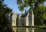 Hôtel Cheffes - Château de Montriou-1