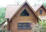 Location vacances Tryon - Bear Moon Lodge at Lake Lure-2