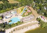 Camping  Acceptant les animaux Gaugeac - Capfun - Le Moulinal-2