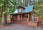 Location vacances Leavenworth - Cedar Sky Cabin, Vacation Rental at Skykomish-1