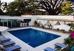 Hôtel Santo Domingo Tehuantepec - Hotel Santa Cruz Tehuantepec-4