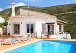Location vacances Cumbre del Sol - Holiday home Valle del Portet Benitatxell-2