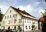 Hôtel Bad Waldsee - Hotel Restaurant Sonne-1