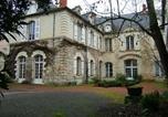 Hôtel Argenton-l'Eglise - Demeure des Petits Augustins-1