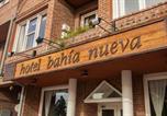 Hôtel Puerto Madryn - Hotel Bahia Nueva-1