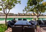 Location vacances Dubaï - Keys Please Holiday Homes - Villa with Private Beach on Frond A - Palm Jumeirah-3