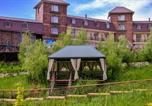 Hôtel Shymkent - Izumy Tau Hotel-3