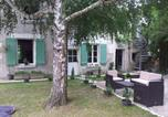 Location vacances Veuves - Bed & Breakfast Villa Vino-1