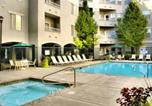 Location vacances Salt Lake City - Downtown Luxury Condo Near Convention Center by Wasatch Vacation Homes-2
