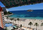Location vacances Magaluf - Sea View Apartment-4