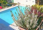 Location vacances Le Muy - Holiday home Fourques-3