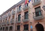 Location vacances Daganzo de Arriba - Hostal Complutense-4