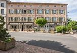 Hôtel Saint-Arcons-d'Allier - Hôtel des voyageurs-2