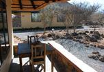 Location vacances  Namibie - Oppi-Koppi Rest Camp-2