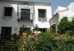 Hôtel Júzcar - Jardín de la Muralla-4