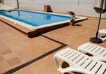 Location vacances Santa Susanna - Apartamento Teyde-2