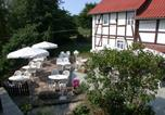 Hôtel Hessisch Oldendorf - Hotel Zum Pfingsttor-1