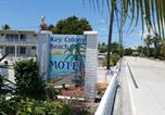 Hôtel Layton - Key Colony Beach Motel-4