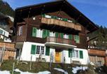 Location vacances Adelboden - Apartment Thülerhaus Parterre links-1