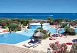 Camping  Acceptant les animaux Valras-Plage - Camping Les Tamaris-1