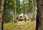 Villages vacances Oakhurst - Yosemite Lakes Hillside Yurt 2-2