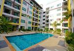 Hôtel Kathu - Ratchaporn Place Service Apartment by Baan Maksong-1