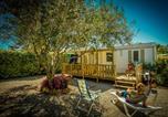 Camping 4 étoiles Montclar - Camping La Nautique-4