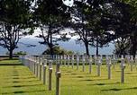 Location vacances Vierville-sur-Mer - Gîte Des Plages Du Débarquement-1