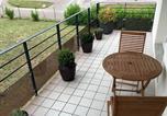 Location vacances Marmeaux - Appartement Semur-2