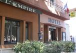 Hôtel Cabrières - Empire Hôtel