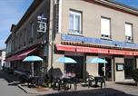 Hôtel Saint-Junien - Hotel Restaurant La Glane-4