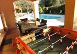 Location vacances La Motte - Holiday Home Les Pesquiers-1