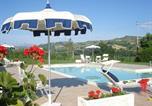 Location vacances Massignano - Country House Villa Geminiani-4