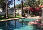 Location vacances North Hollywood - Mediterranean 4 Bedroom with Pool-3