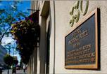Hôtel Eagle River - Historic Anchorage Hotel-1