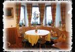 Hôtel Burghaslach - Landhotel Neuses-3