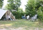 Camping avec Piscine couverte / chauffée Les Andelys - Camping de la Forêt-1